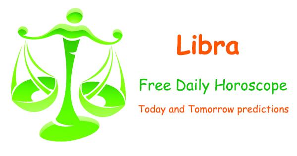 Libra Lucky Horoscope Today