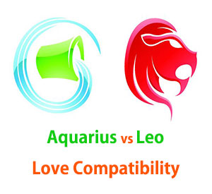 Aquarius and Leo Love Compatibility