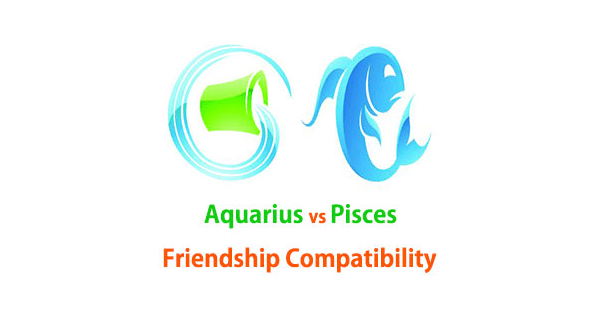 pisces and aquarius friendship