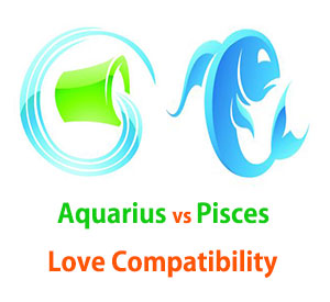 Aquarius and Pisces Love Compatibility