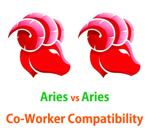 Aries and Aries Co-Worker Compatibility