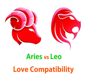 Aries and Leo Love Compatibility