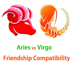 Aries and Virgo Friendship Compatibility