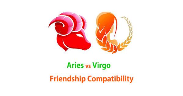 Aries virgo friendship compatibility