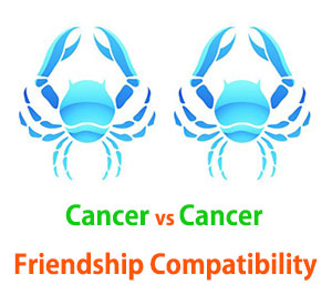 Cancer and Cancer Friendship Compatibility