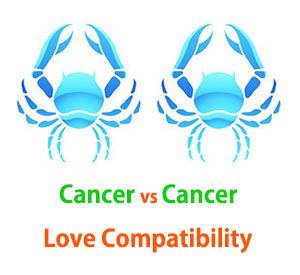 Cancer and Cancer Love Compatibility