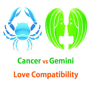 Cancer and Gemini Love Compatibility