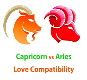 Capricorn and Aries Love Compatibility