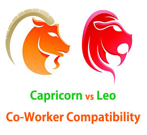 Capricorn and Leo Co-Worker Compatibility