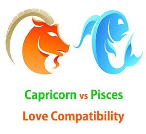 Capricorn and Pisces Love Compatibility