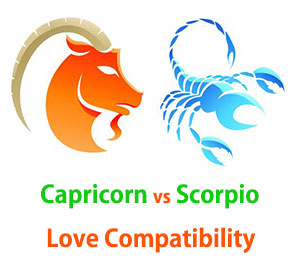 Capricorn and Scorpio Love Compatibility