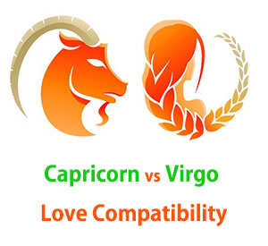 Capricorn and Virgo Love Compatibility