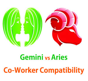 Gemini and Aries Co-Worker Compatibility