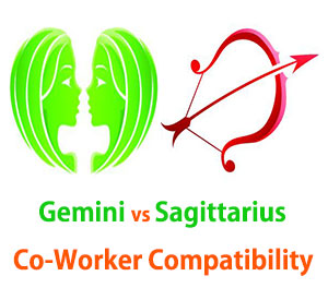 Gemini and Sagittarius Co-Worker Compatibility