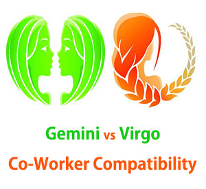 Gemini and Virgo Co-Worker Compatibility
