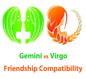Gemini and Virgo Friendship Compatibility