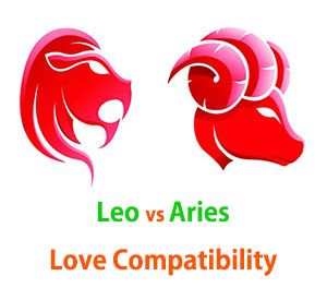 Leo and Aries Love Compatibility