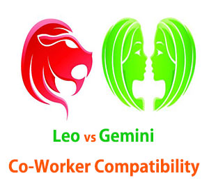 Leo and Gemini Co-Worker Compatibility