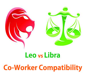 Leo and Libra Co-Worker Compatibility