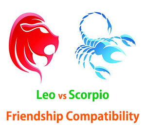 Do leos and scorpios get along