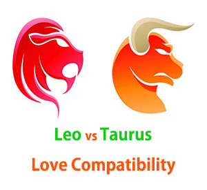 Leo and Taurus Love Compatibility
