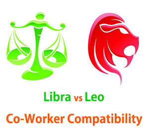 Libra and Leo Co-Worker Compatibility