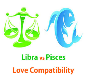 Libra and Pisces Love Compatibility