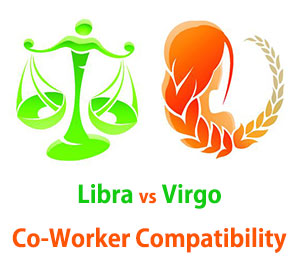 Libra and Virgo Co-Worker Compatibility