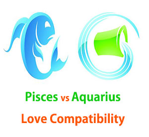 Pisces and Aquarius Love Compatibility