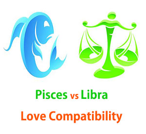 Pisces and Libra Love Compatibility