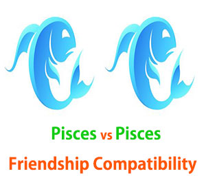 Pisces and Pisces Friendship Compatibility