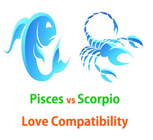 Pisces and Scorpio Love Compatibility
