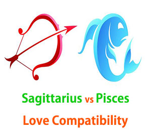 Sagittarius and Pisces Love Compatibility