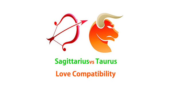 Sagittarius and Taurus Love Compatibility