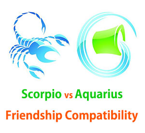 scorpio love match with aquarius Learn why the aquarius woman and scorpio man couple rates a score of 11/10 for their compatibility in romance, passion, friendship, sex, and marriage also discover what attracts them.