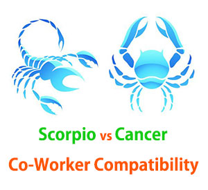 Scorpio and Cancer Love Compatibility