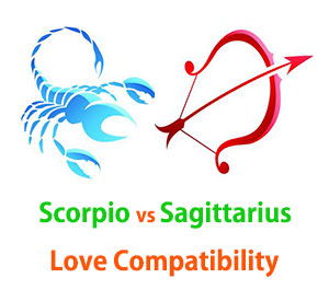 Scorpio and Sagittarius Love Compatibility