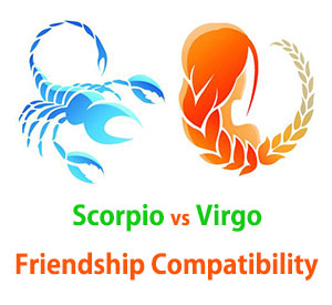 virgo male scorpio female love match Though i am not a huge believer of astrological compatibility, i always seem to be drawn to few particular zodiac signs for the record, i am a scorpio male it is said that the best match for a scorpio man is a pisces, cancer, capricorn, or virgo interestingly, i seem to be drawn to scorpios and virgos more.
