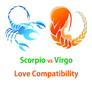 Scorpio and Virgo Love Compatibility