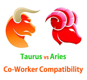 Taurus and Aries Co-Worker Compatibility