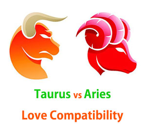Taurus and Aries Love Compatibility