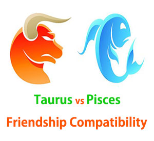 Taurus and Pisces Friendship Compatibility