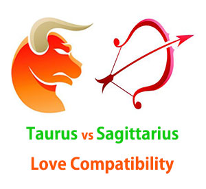 Taurus and Sagittarius Love Compatibility