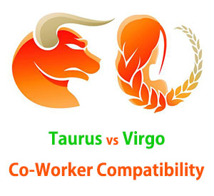 Taurus and Virgo Co-Worker Compatibility