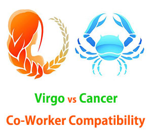 Virgo and Cancer Co-Worker Compatibility