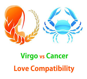Virgo and Cancer Love Compatibility