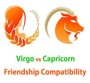 Virgo and Capricorn Friendship Compatibility