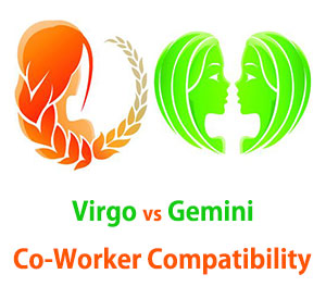 Virgo and Gemini Co-Worker Compatibility