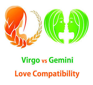 Virgo and Gemini Love Compatibility