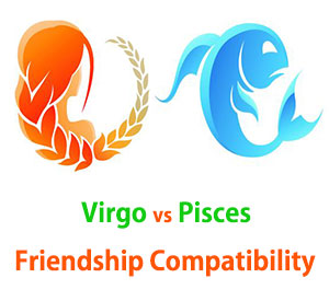 Virgo and Pisces Friendship Compatibility